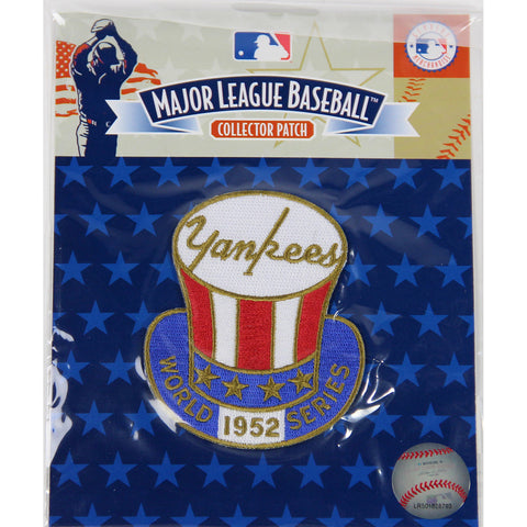 1952 World Series Patch-New York Yankees - Steiner Sports - Dropship Direct Wholesale