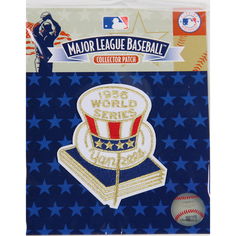 1956 World Series Patch-New York Yankees - Steiner Sports - Dropship Direct Wholesale
