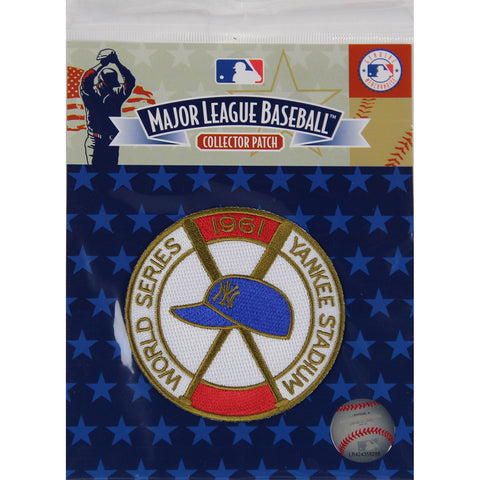 1961 World Series Patch-New York Yankees - Steiner Sports - Dropship Direct Wholesale
