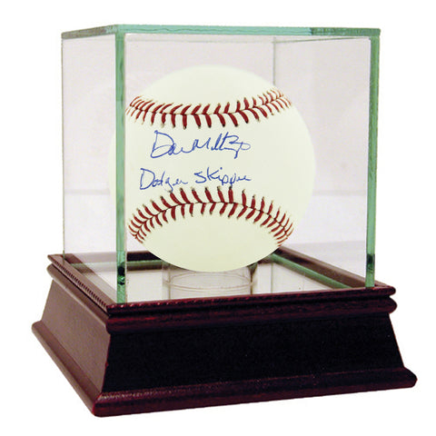 Don Mattingly Signed MLB Baseball w Dodgers Skipper (MLB Auth) - Steiner Sports - Dropship Direct Wholesale