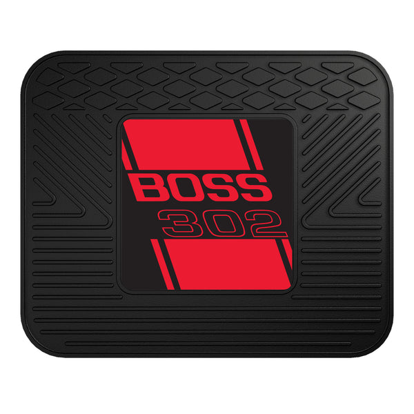 Boss 302 Utility Mat - Red - FANMATS - Dropship Direct Wholesale - 1
