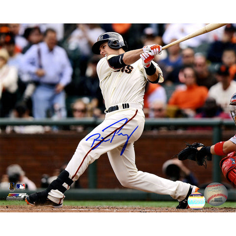 Buster Posey Signed San Francisco Giants Swinging 8x10 Photo (LOJO Auth) - Steiner Sports - Dropship Direct Wholesale
