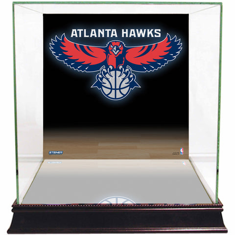 Atlanta Hawks Logo Background Case - Steiner Sports - Dropship Direct Wholesale