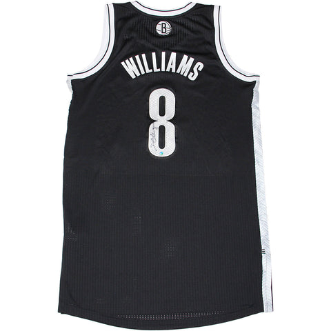 Deron Williams Signed Brooklyn Nets Black Game Model Jersey - Steiner Sports - Dropship Direct Wholesale