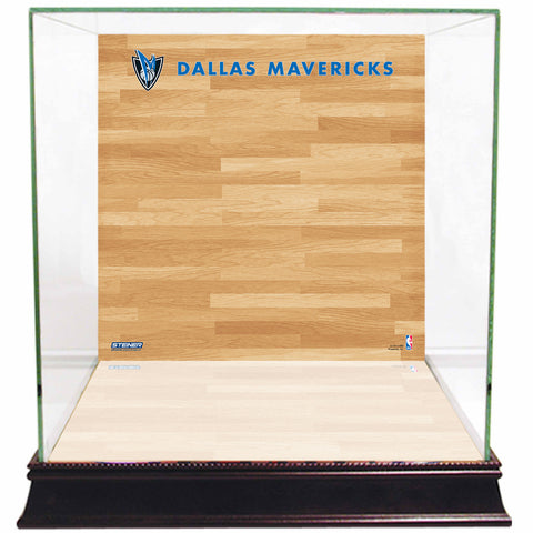 Dallas Mavericks Basketball Court Background Case - Steiner Sports - Dropship Direct Wholesale