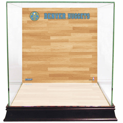 Denver Nuggets Basketball Court Background Case - Steiner Sports - Dropship Direct Wholesale