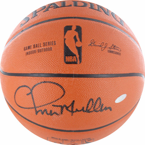 Chris Mullin Signed IO Basketball - Steiner Sports - Dropship Direct Wholesale