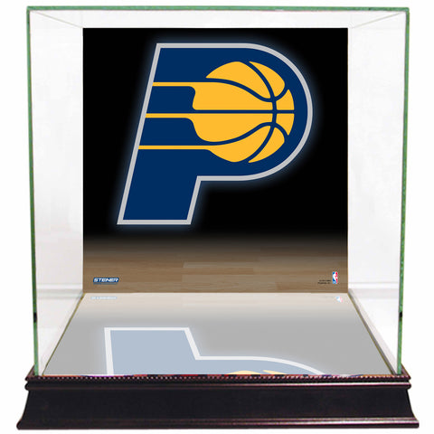 Indiana Pacers Logo Background Case - Steiner Sports - Dropship Direct Wholesale