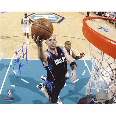 Jason Kidd First Game Back with Mavericks Layup 8x10 Photo - Steiner Sports - Dropship Direct Wholesale