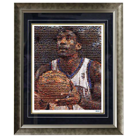 Amare Stoudemire Mosaic 16x20 Photo Framed - Steiner Sports - Dropship Direct Wholesale