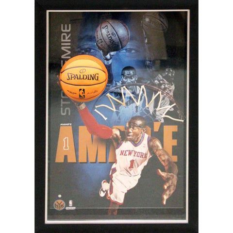 Amare Stoudemire New York Knicks Dunk Framed 20x32 Breaking Through Collage - Steiner Sports - Dropship Direct Wholesale