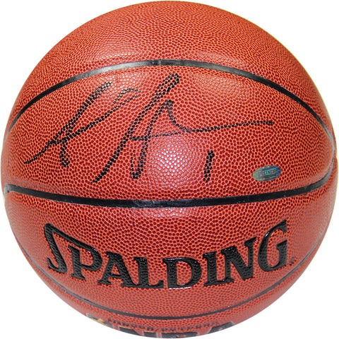 Amare Stoudemire Signed IO Basketball (Signed in Black) - Steiner Sports - Dropship Direct Wholesale