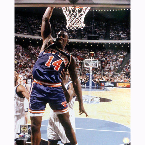 Anthony Mason Dunk vs Magic 16x20 Photo - Steiner Sports - Dropship Direct Wholesale