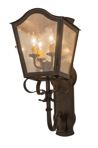 10 Inch W Christian Wall Sconce - Meyda - Dropship Direct Wholesale