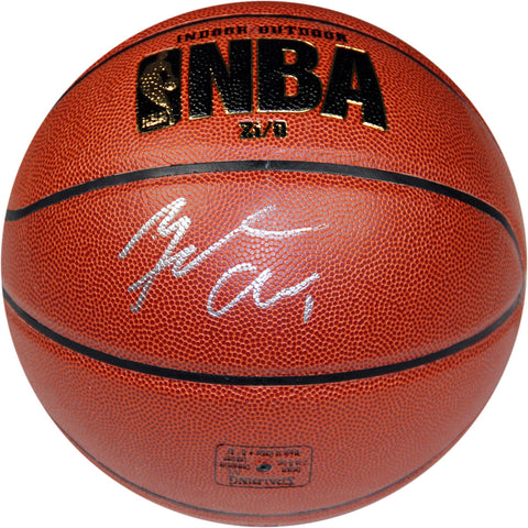 Michael Carter-Williams Signed NBA ZiO Basketball (Signed in Silver) - Steiner Sports - Dropship Direct Wholesale