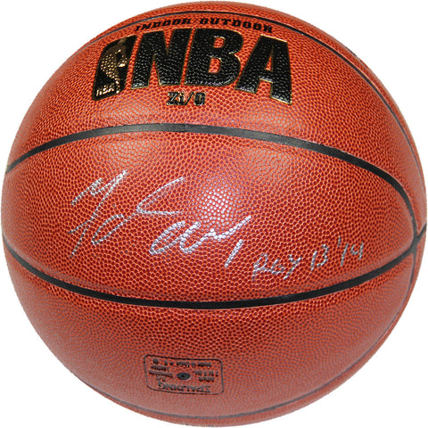 Michael Carter-Williams Signed NBA ZiO Basketball w ROY Inscription - Steiner Sports - Dropship Direct Wholesale