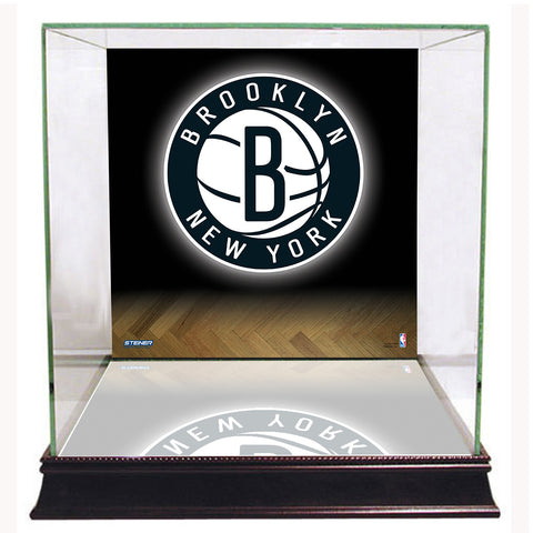 Brooklyn Nets Logo Background Case - Steiner Sports - Dropship Direct Wholesale
