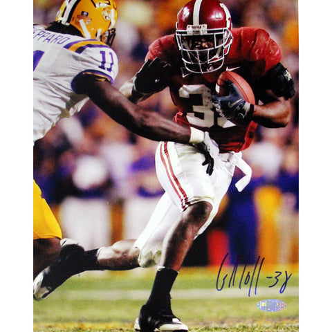 Glen Coffee Rushing vs LSU Vertical 8x10 - Steiner Sports - Dropship Direct Wholesale