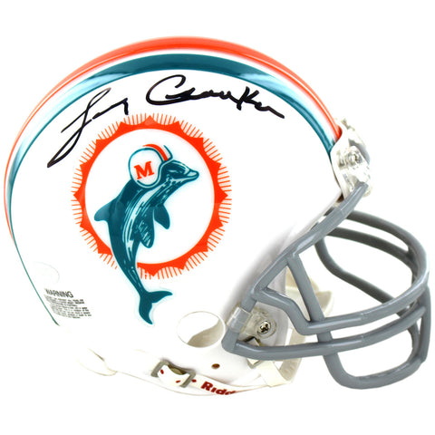 Larry Csonka Signed Miami Dolphins Replica Mini Helmet - Steiner Sports - Dropship Direct Wholesale