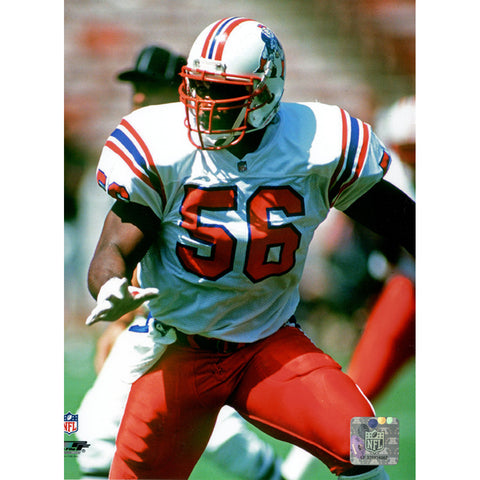 Andre Tippet New England Patriots 8x10 Photo (PF) - Steiner Sports - Dropship Direct Wholesale