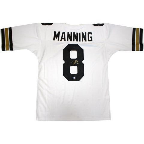 Archie Manning Signed 1971 New Orleans Saints White Jersey - Steiner Sports - Dropship Direct Wholesale