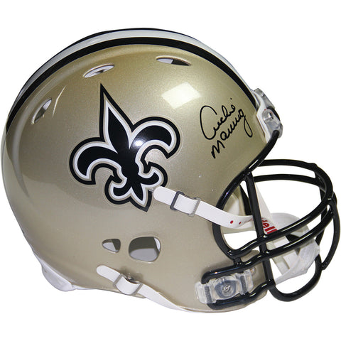 Archie Manning Signed New Orleans Saints Revolution Authentic Helmets - Steiner Sports - Dropship Direct Wholesale