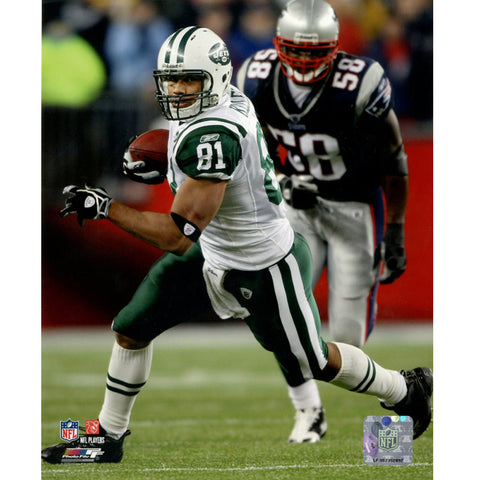 Dustin Keller Run after Catch vs Patriots 8x10 Photo - Steiner Sports - Dropship Direct Wholesale