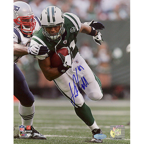 Dustin Keller Run after Catch vs Patriots Vertical 8x10 Photo - Steiner Sports - Dropship Direct Wholesale