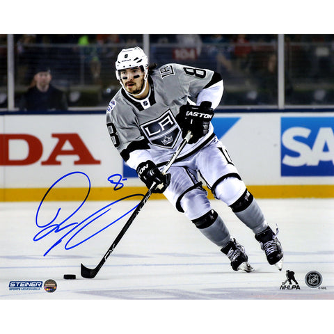 Drew Doughty Signed Los Angeles Kings 2015 Stadium Series against the Sharks 8x10 Photo - Steiner Sports - Dropship Direct Wholesale