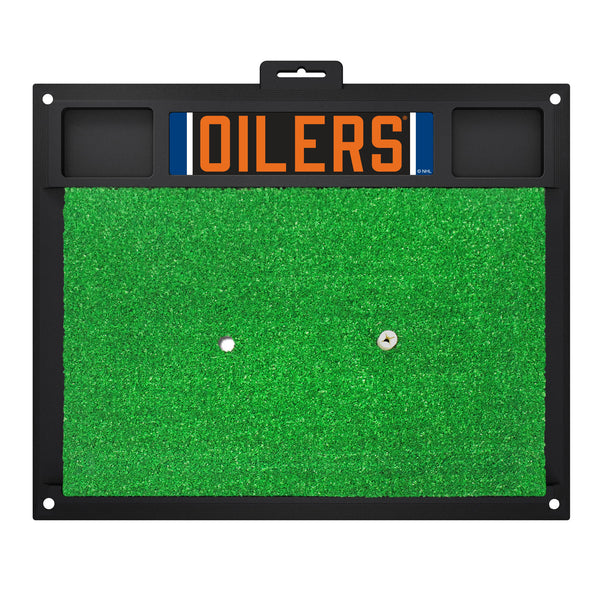 Edmonton Oilers Golf Hitting Mat - FANMATS - Dropship Direct Wholesale