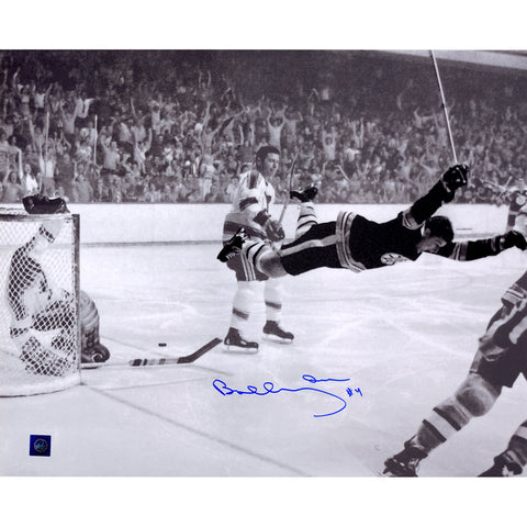 Bobby Orr Boston Bruins Signed 1970 Stanley Cup Goal 16x20 Photo - GNR COA - Steiner Sports - Dropship Direct Wholesale