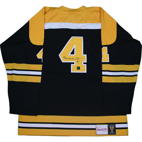 Bobby Orr Boston Bruins Signed Mitchell & Ness Jersey: GNR COA - Steiner Sports - Dropship Direct Wholesale