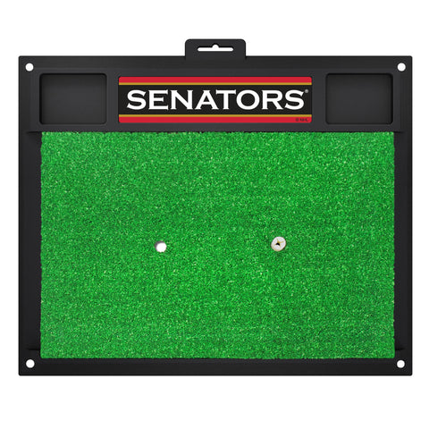 Ottawa Senators Golf Hitting Mat - FANMATS - Dropship Direct Wholesale