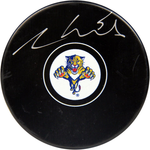 Aaron Ekblad Florida Panthers Signed Hockey Puck (AJ Sports Auth) - Steiner Sports - Dropship Direct Wholesale