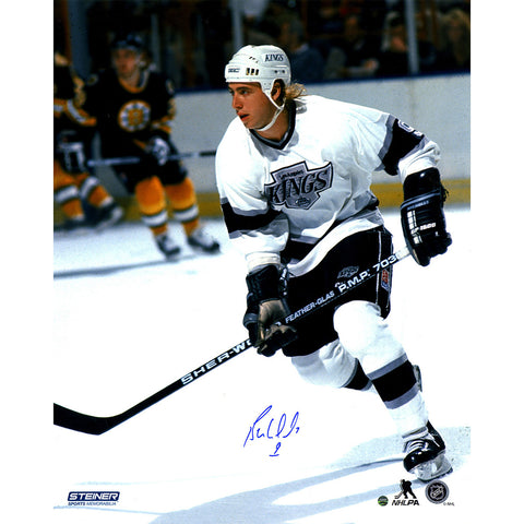 Bernie Nicholls Signed LA Kings 16x20 Photo - Steiner Sports - Dropship Direct Wholesale