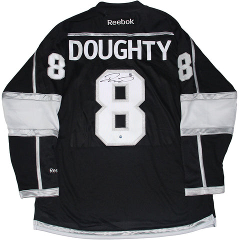 Drew Doughty Signed Los Angeles Kings Black Authentic Jersey - Steiner Sports - Dropship Direct Wholesale