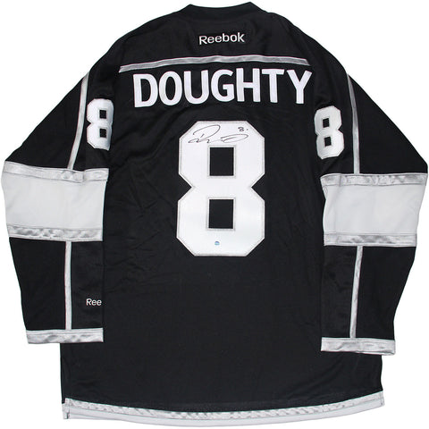 Drew Doughty Signed Los Angeles Kings Black Jersey w Stanley Cup Patch - Steiner Sports - Dropship Direct Wholesale