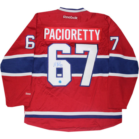 Max Pacioretty Montreal Canadiens Signed Reebok Premier Hockey Jersey (AJ Sports) - Steiner Sports - Dropship Direct Wholesale