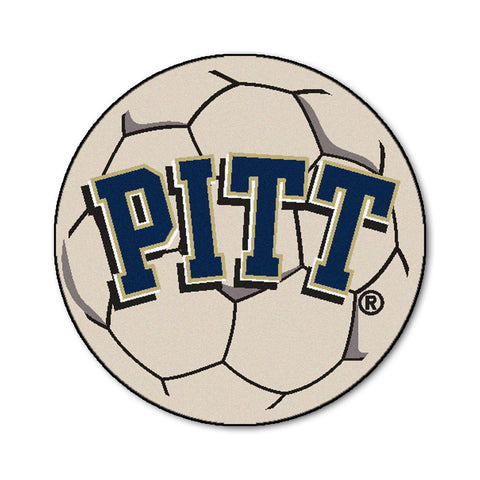 University of Pittsburgh Soccer Ball - FANMATS - Dropship Direct Wholesale