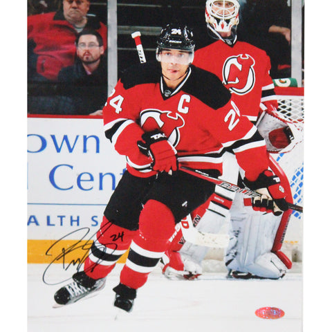 Bryce Salvador New Jersey Devils Signed 8x10 Photo with Stick - Steiner Sports - Dropship Direct Wholesale