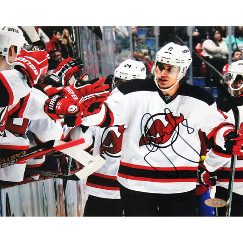 Dainius Zubrus New Jersey Devils Signed 8x10 Photo - Steiner Sports - Dropship Direct Wholesale