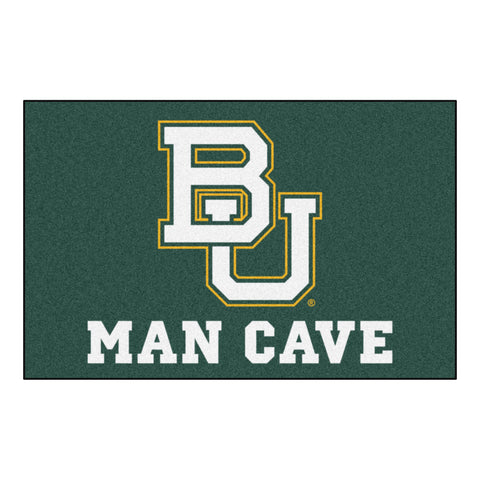 Baylor University Man Cave Starter Rug 19x30 - FANMATS - Dropship Direct Wholesale