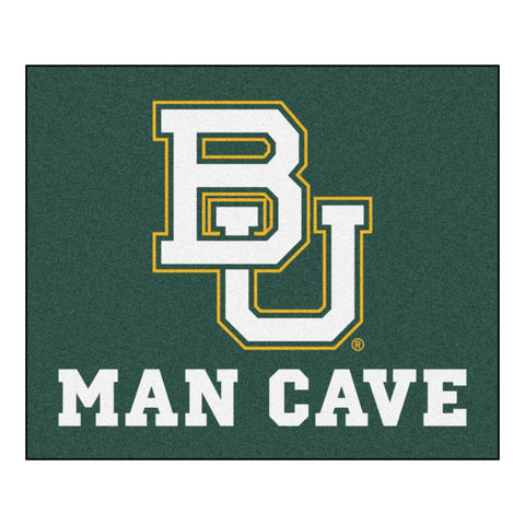 Baylor University Man Cave Tailgater Rug 5x6 - FANMATS - Dropship Direct Wholesale