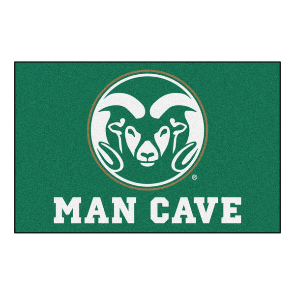 Colorado State Man Cave Starter Rug 19x30 - FANMATS - Dropship Direct Wholesale
