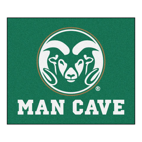 Colorado State Man Cave Tailgater Rug 5x6 - FANMATS - Dropship Direct Wholesale