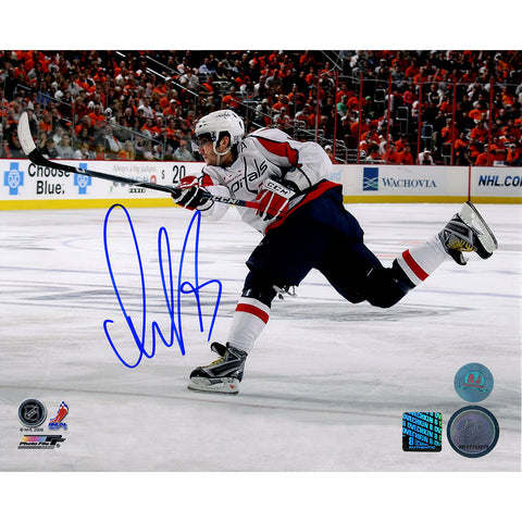 Alexander Ovechkin Washington Capitals Signed Horizontal Sniper 8x10 Photo (AJ Sports Auth) - Steiner Sports - Dropship Direct Wholesale