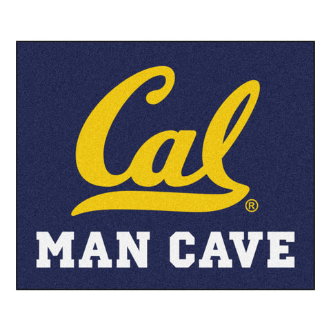 UC Berkeley Man Cave Tailgater Rug 5x6 - FANMATS - Dropship Direct Wholesale