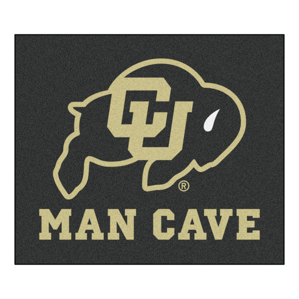 University of Colorado Man Cave Tailgater Rug 5x6 - FANMATS - Dropship Direct Wholesale