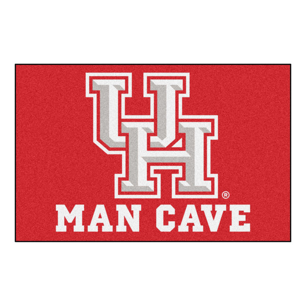 University of Houston Man Cave Starter Rug 19x30 - FANMATS - Dropship Direct Wholesale
