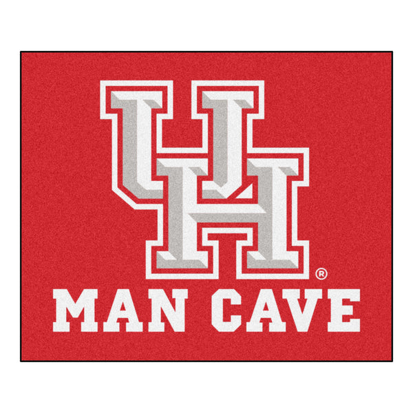 University of Houston Man Cave Tailgater Rug 5x6 - FANMATS - Dropship Direct Wholesale